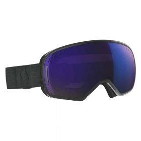 Scott Goggle LCG Black/Solar Blue Chrome (Cat. S3)
