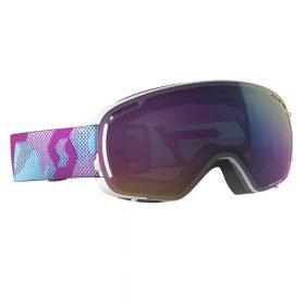 Scott Goggle LCG Compact Purple/Enhancer Teal Chrome (Cat S2)