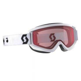 Scott Goggle Junior Agent Polar White/Enhancer