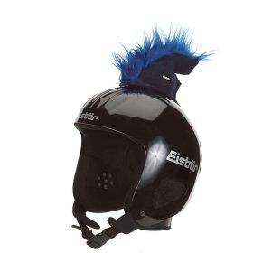 Eisbar Hairy Shark Sticker - Blue