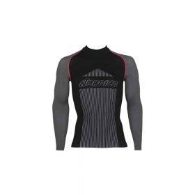 Nordica Baselayer Shirt Performance Men Black/Anthra/Red