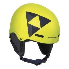 Fischer Basic Helmet Junior Yellow