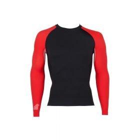 Nordica Performance Men Long Shirt Black/Red