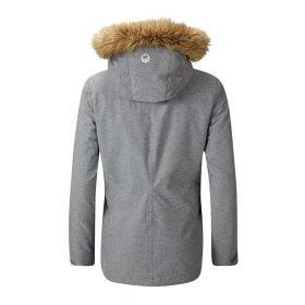 Halti Vikkan Woman Jacket Grey