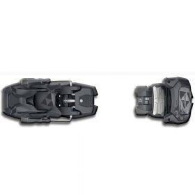 Fischer Attack 13 W/O Brake [A] Solid Black/Black