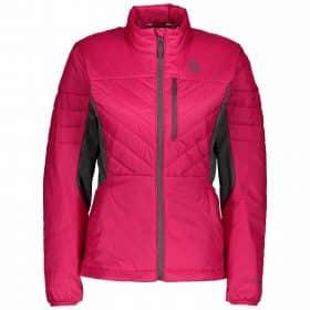 Scott Jacket Women Insuloft Light Virtual Pink/Dark Grey Melange
