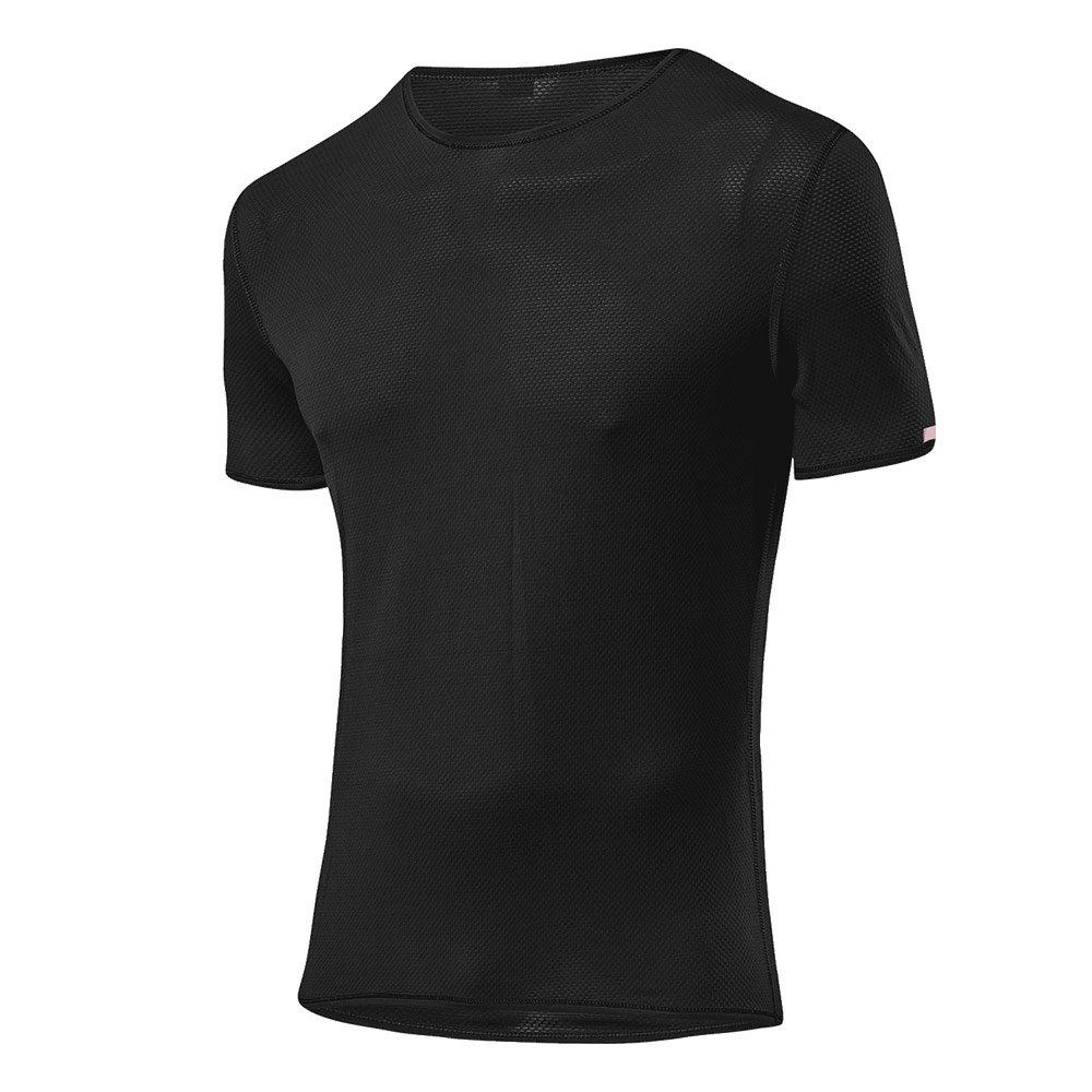 Loffler Men Shirt Transtex® Light Black