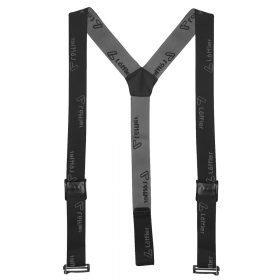 Loffler Suspenders Black
