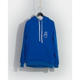 Bataleon Logo Hoodie Blue