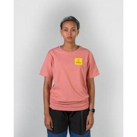 Bataleon T-shirt Logo Box Pink