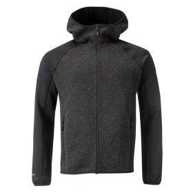 Halti Circuit Men Hybrid Mid Layer Jacket Black