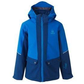 Halti Pyry Junior Drymaxx Ski Jacket Estate Blue