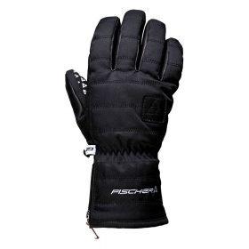 Fischer Ski Gloves Comfort Women Black/White