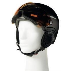 Fischer Helmet Visor Black 2021