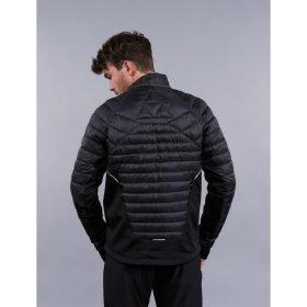 Fischer Padded Jacket Idre Black