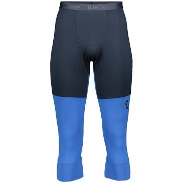 Scott Pant Men Defined Merino Dark Blue/Skydive Blue