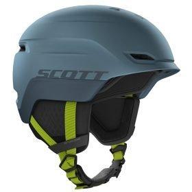 Scott Helmet Chase 2 Storm Grey/Ultralime Yellow