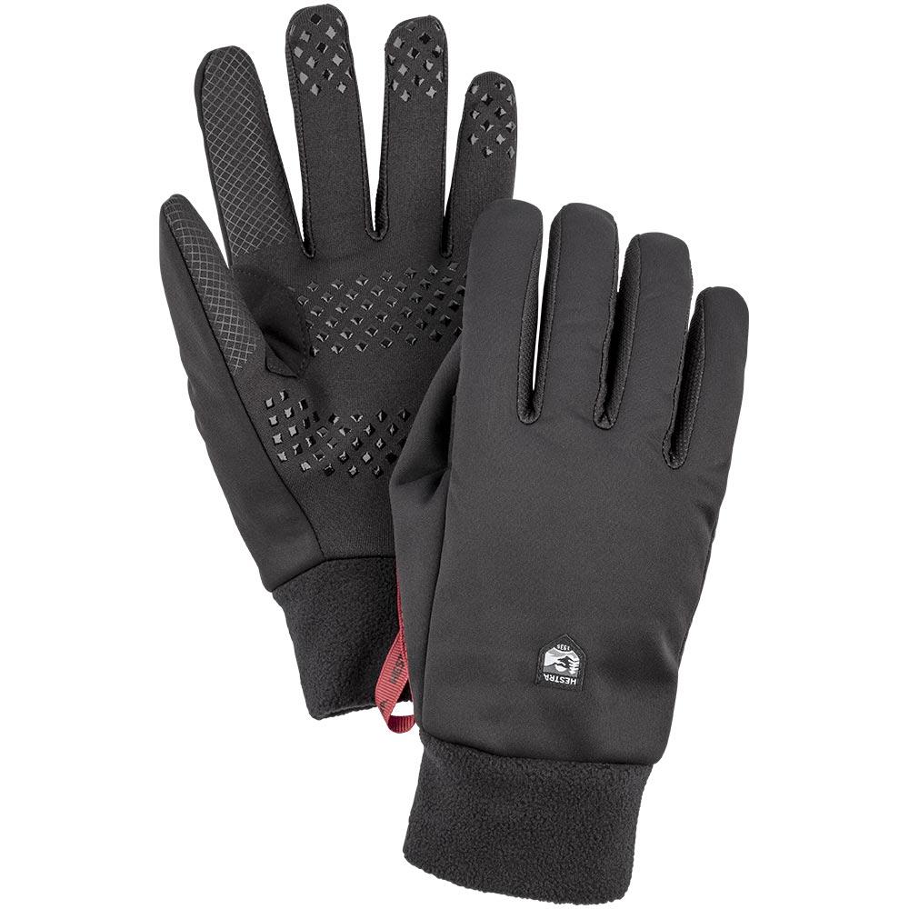 Hestra Windshield Liner - 5 Finger Black
