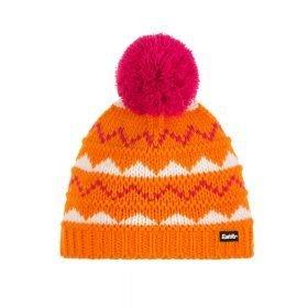 Eisbar Fanty Pompon MU Kids Orange/White/Pink