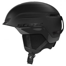 Scott Helmet Chase 2 Plus Black Side