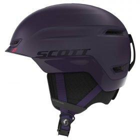 Scott Helmet Chase 2 Deep Violet Side