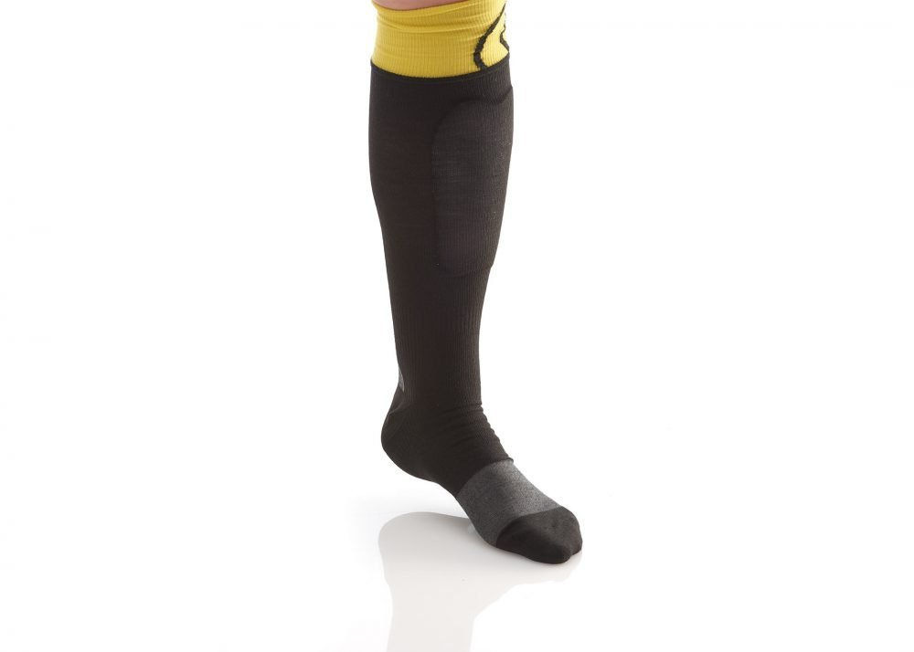 Sidas Shin Protector XL (X2) With Sock