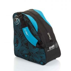 Sidas Boot Bag Black-Blue