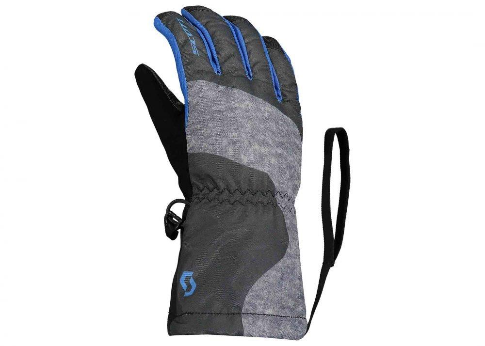 Scott Glove JR Ultimate Black/Blue