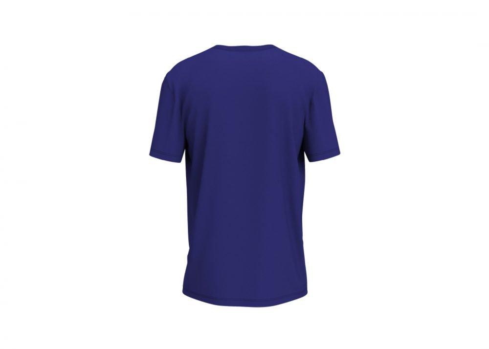 Bataleon T-shirt Logo Vert Strong Blue