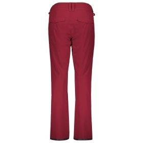 Scott Pant Women Ultimate Dryo 20 Mahogany Red