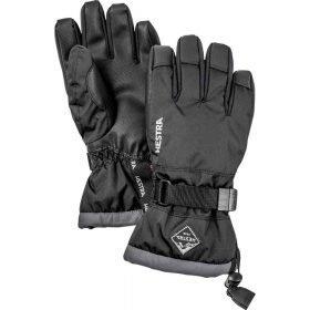 Hestra Gauntlet CZone Junior Black - 5 finger