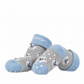 Eisbar First Eisbaer Socks Kids Light Blue
