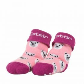 Eisbar First Eisbaer Socks Kids Pink