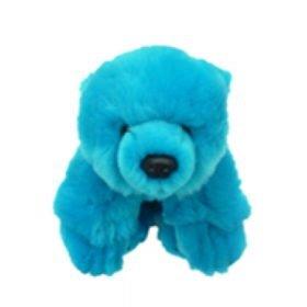 Eisbar Cuddly Baby Polar Bear - Blue