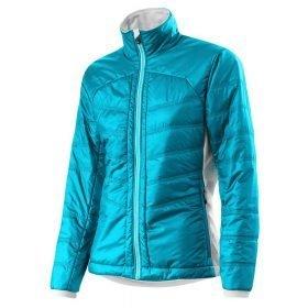 Loffler Women Jacket Primaloft Mix Hotbond Laguna Blue