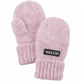 Hestra Pancho Baby Gloves Pink