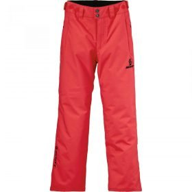 Scott Pant Junior Slope Fiery Red
