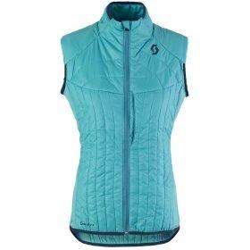 Scott Vest Women Insuloft Light Bermuda Blue