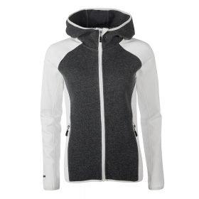 Halti Circuit Hybrid Midlayer Women Jacket White