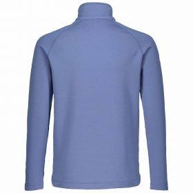 Scott 1/2 Zip Pullover Junior Defined Light Riverside Blue