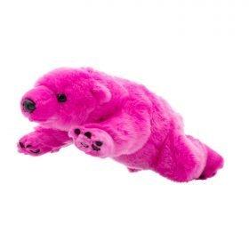 Eisbar Cuddly Polar Bear Pitti Pink