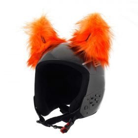 Eisbar Helmet Lux Horn Light Orange