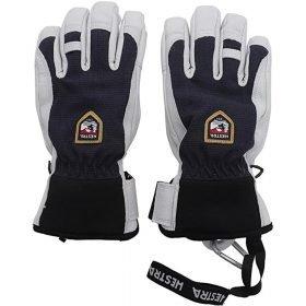 Hestra Army Leather Patrol Navy- 5 Finger
