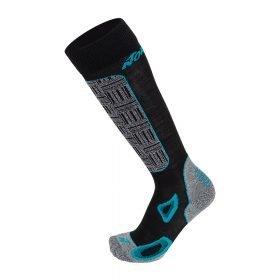 Nordica Socks High Performance Woman DX+SX Black/Turquiose