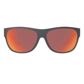 Scott Sunglasses Lyric Grey-Orange/Red Chrome
